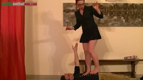 бдсм, фут фетиш, фемдом, BallBusting, clips4sale, HD видео